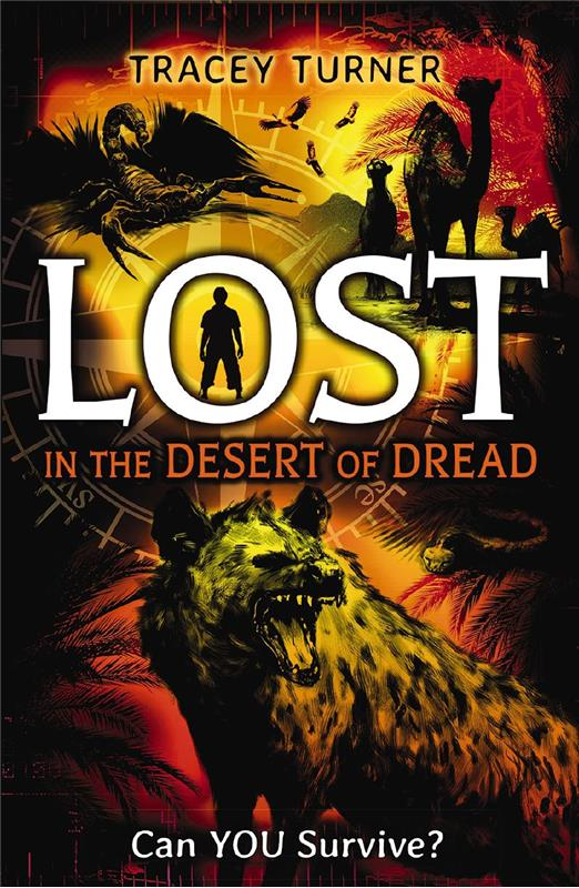 Lost in the Desert of Dread - HC