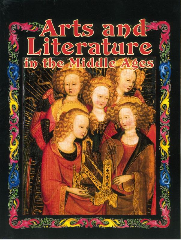 an analysis of the middle ages in art and literature Medieval literature (c 350 consequently, the high middle ages in england were characterized culturally by their close relation to french and italian arts.