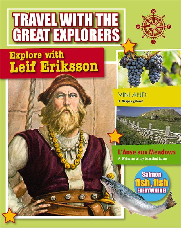 Explore with Leif Eriksson - HC