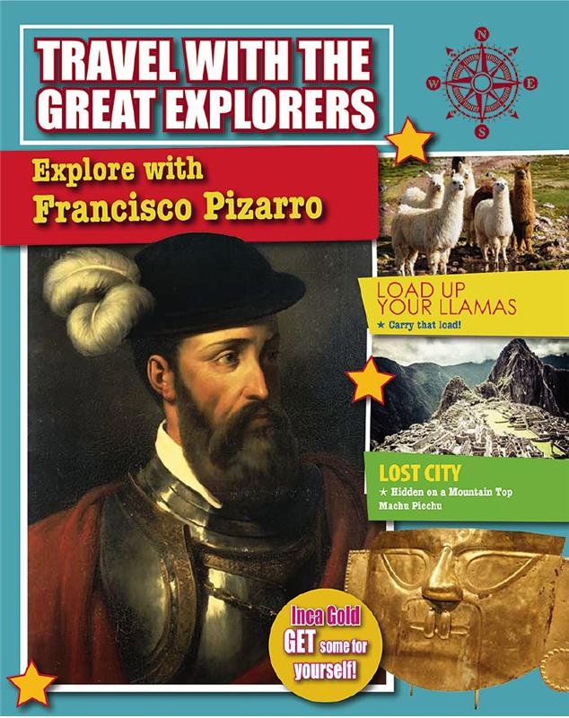 Explore with Francisco Pizarro - HC