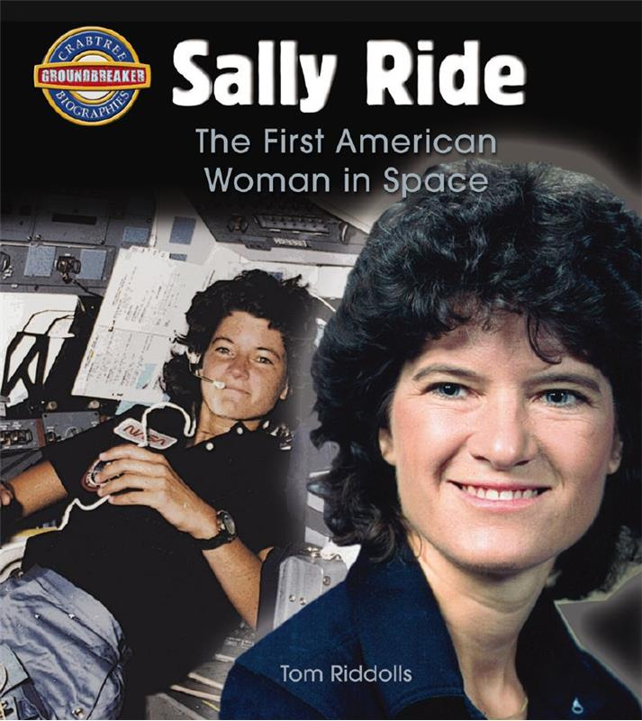 Sally Ride: The First American Woman in Space - PB