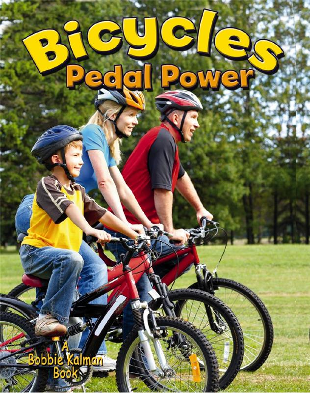 Bicycles: Pedal Power - HC