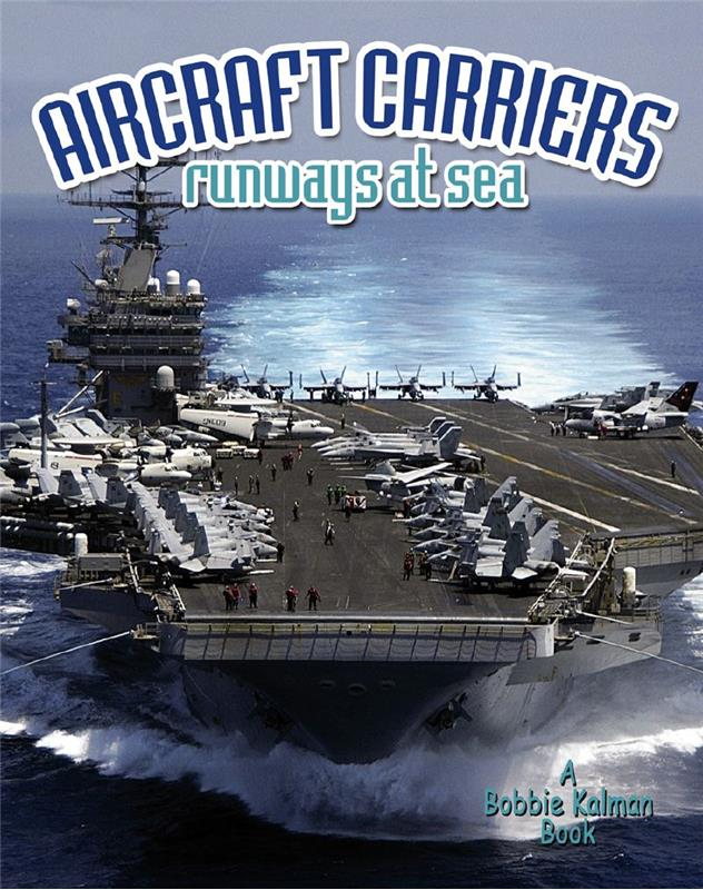 Aircraft Carriers: runways at sea - PB