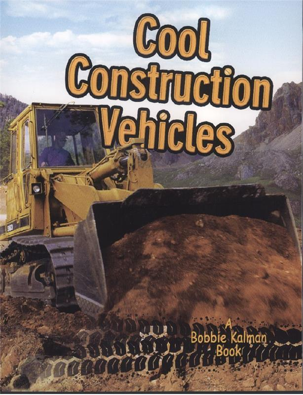 Cool Construction Vehicles - PB