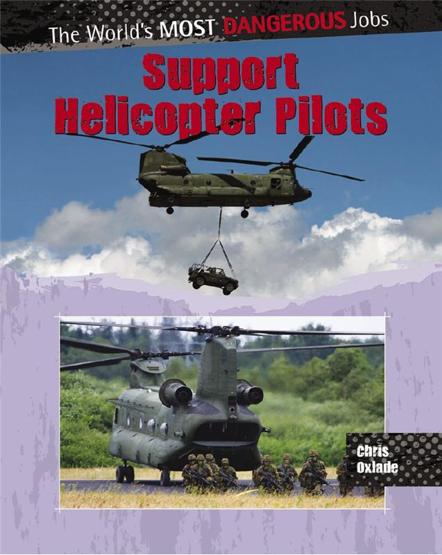 Support Helicopter Pilots - HC