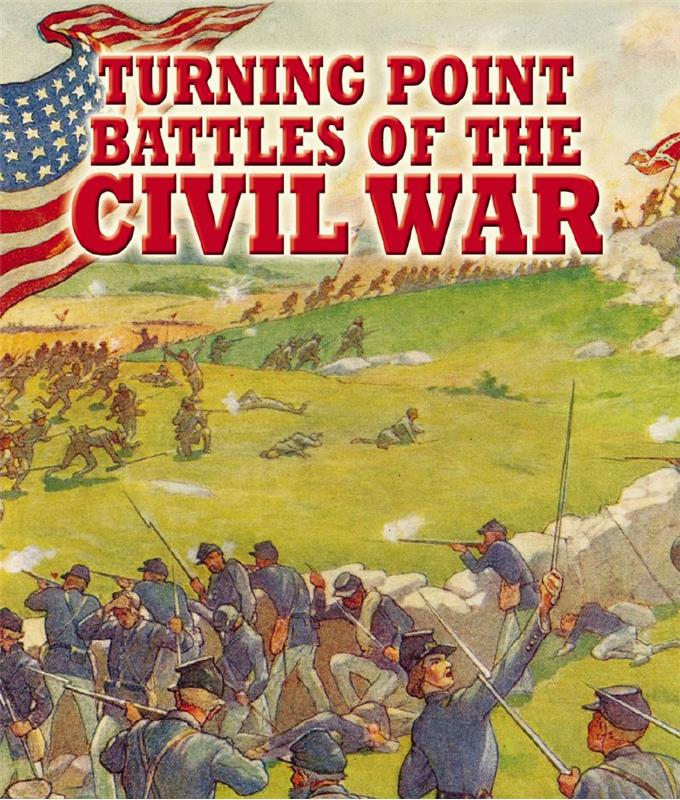 Turning Point Battles Of The Civil War Hc