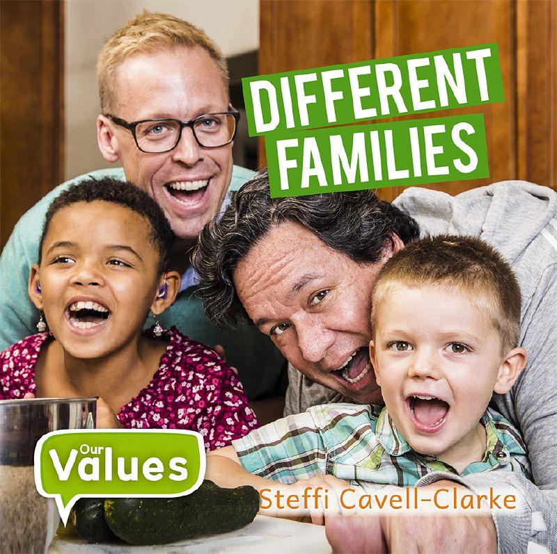 Different Families - HC