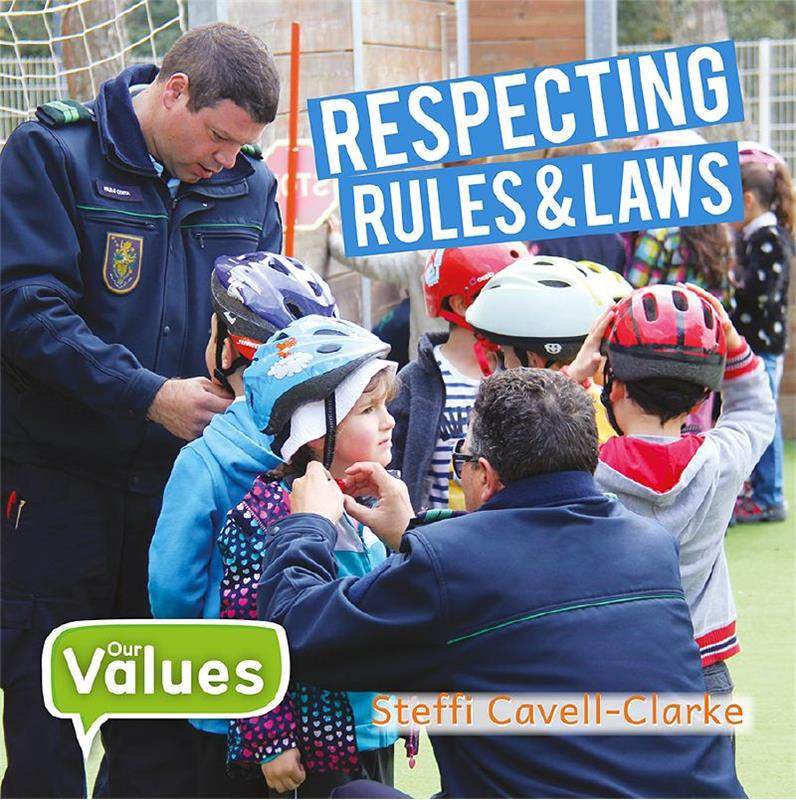 Respecting Rules and Laws - HC