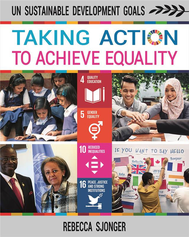 Taking Action to Achieve Equality - PB