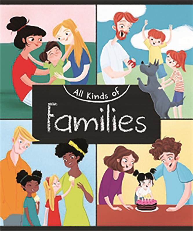 All Kinds of Families - PB