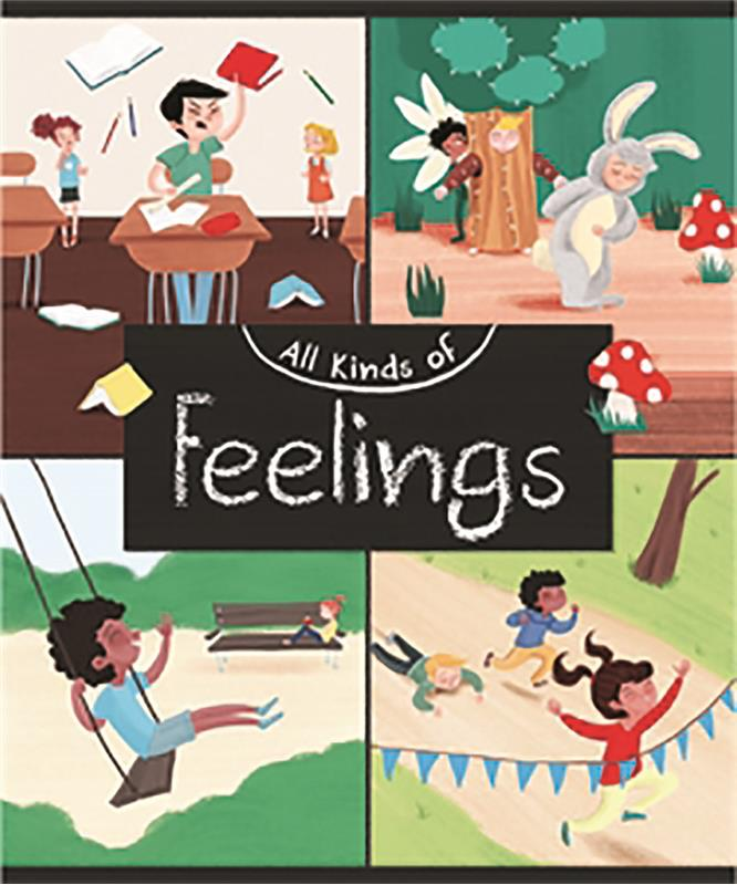 All Kinds of Feelings - PB