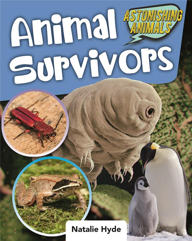 Animal Survivors - PB