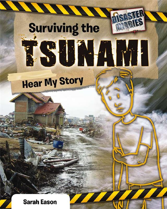 Surviving the Tsunami: Hear My Story - HC