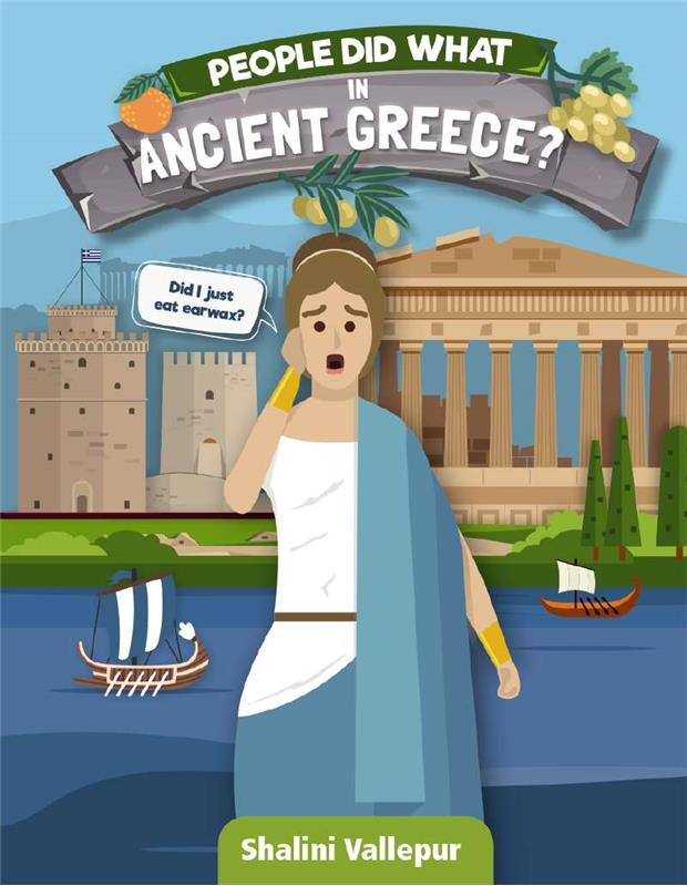 People Did What in Ancient Greece? - HC
