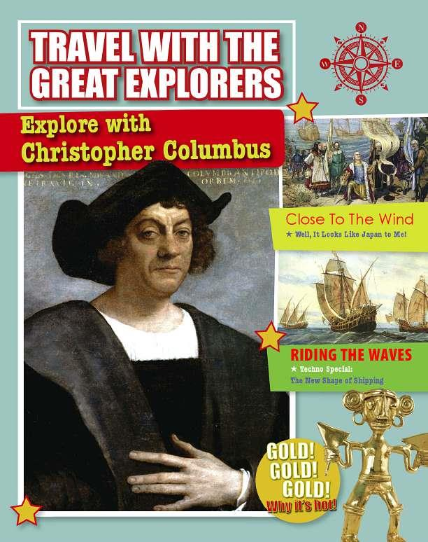 Explore with Christopher Columbus - eBook