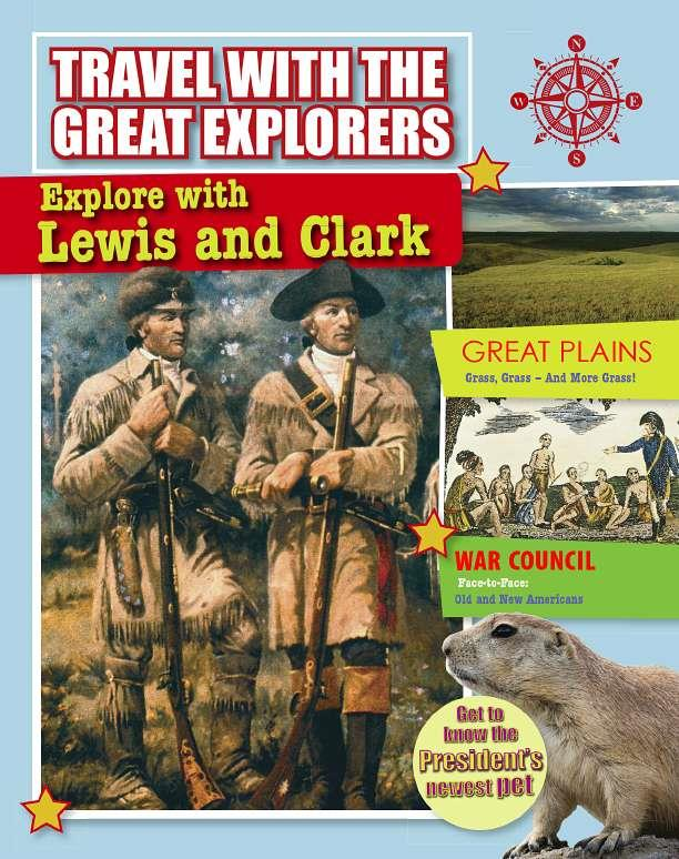 Explore with Lewis and Clark - eBook