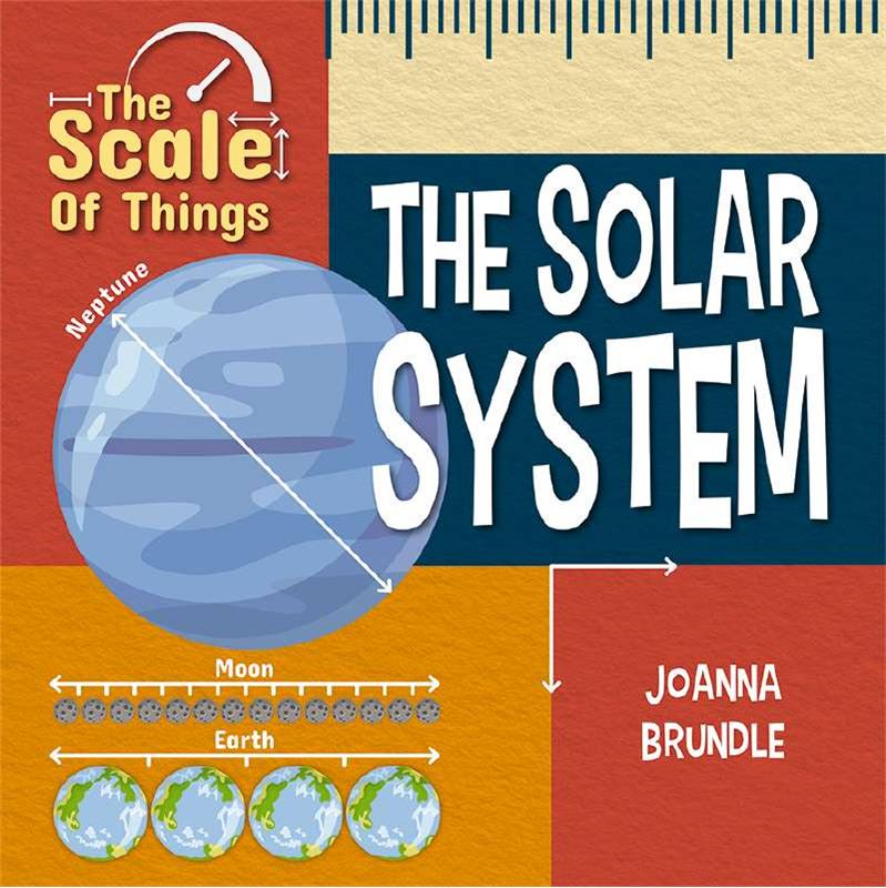 The Scale of The Solar System - PB
