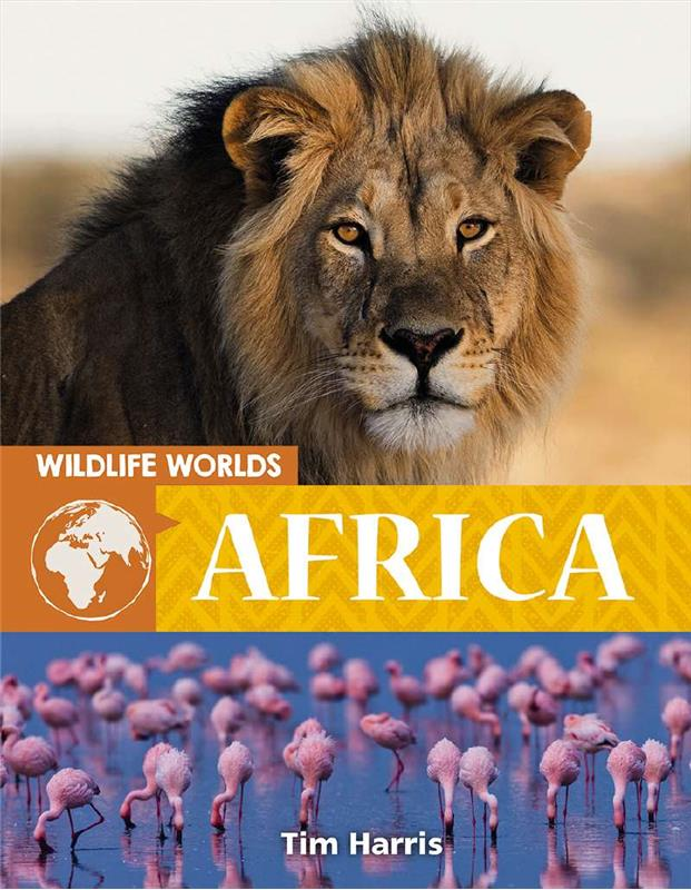 Wildlife Worlds Africa - PB