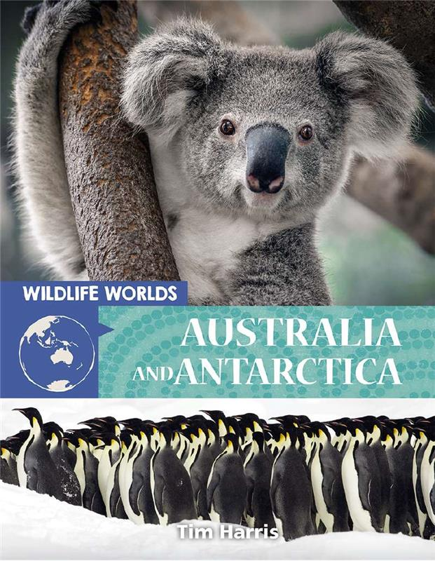 Wildlife Worlds Australia and Antarctica - PB