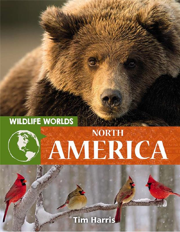 Wildlife Worlds North America - PB