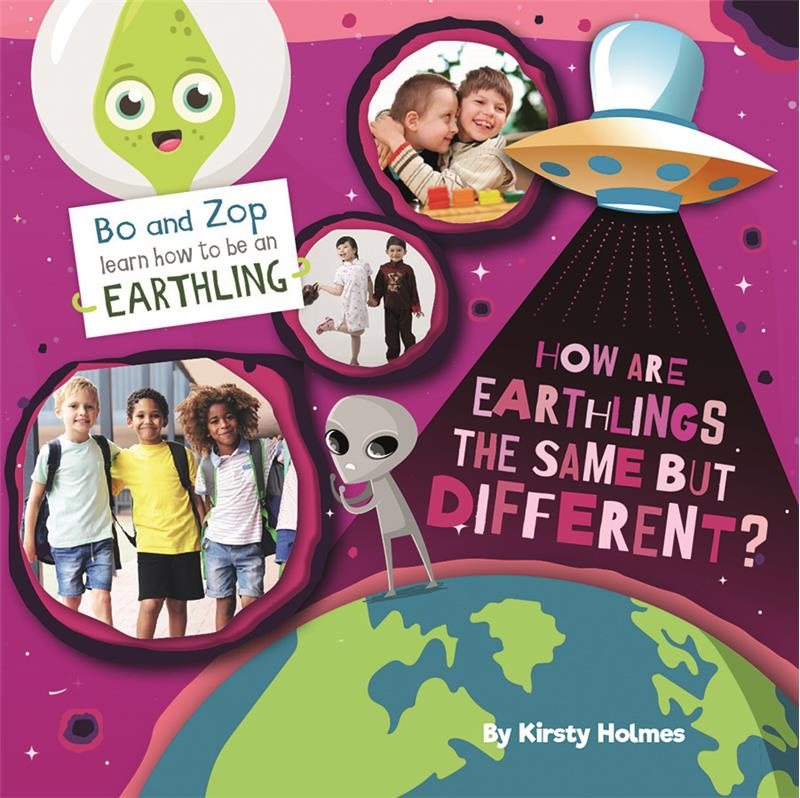 How Are Earthlings the Same but Different? - HC