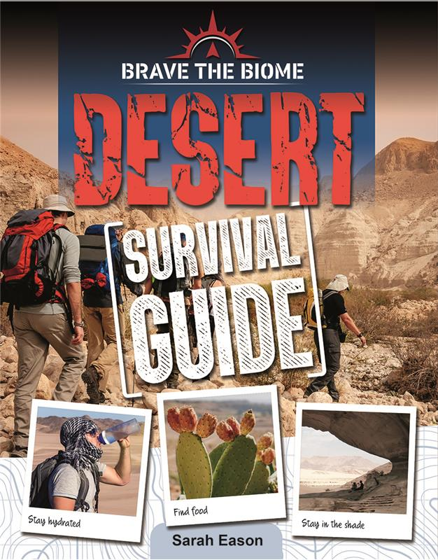 Desert Survival Guide - HC