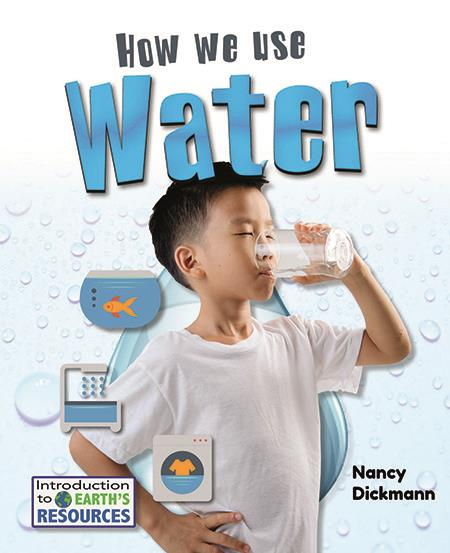 How We Use Water - PB