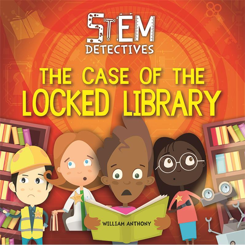 The Case of the Locked Library - PB