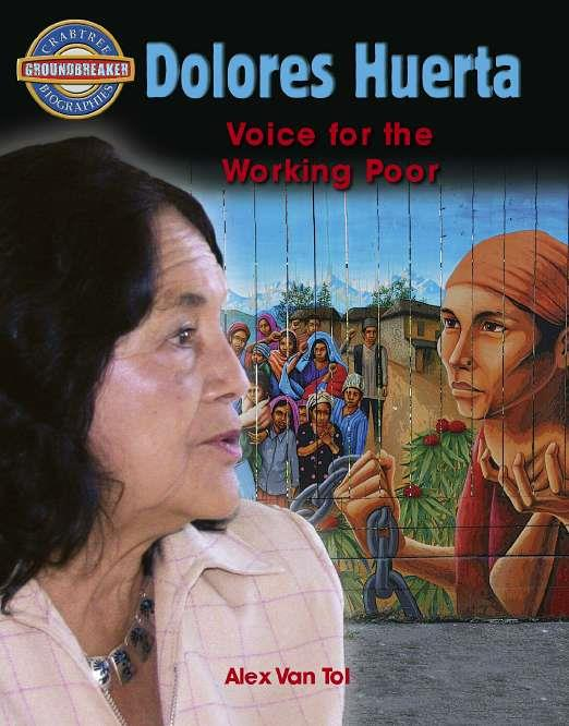Dolores Huerta: Voice for the Working Poor - eBook