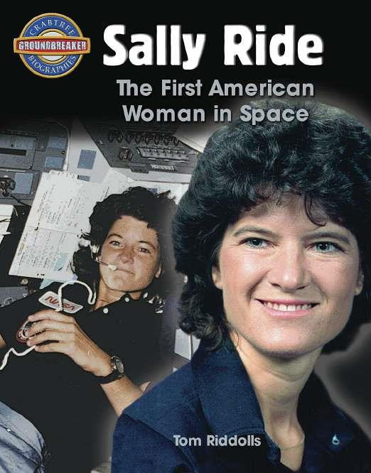 Sally Ride: The First American Woman in Space - eBook