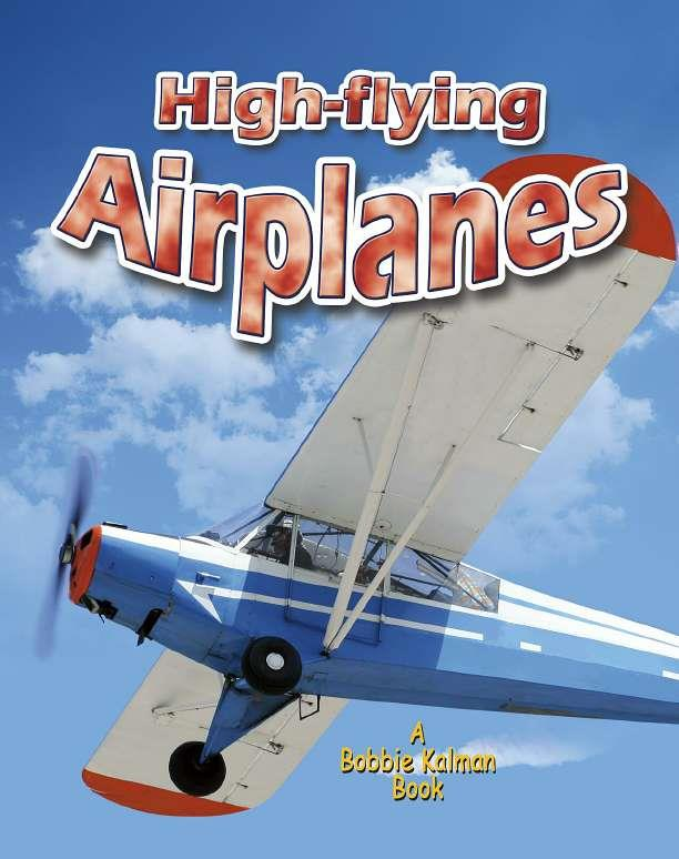 High-flying Airplanes-ebook
