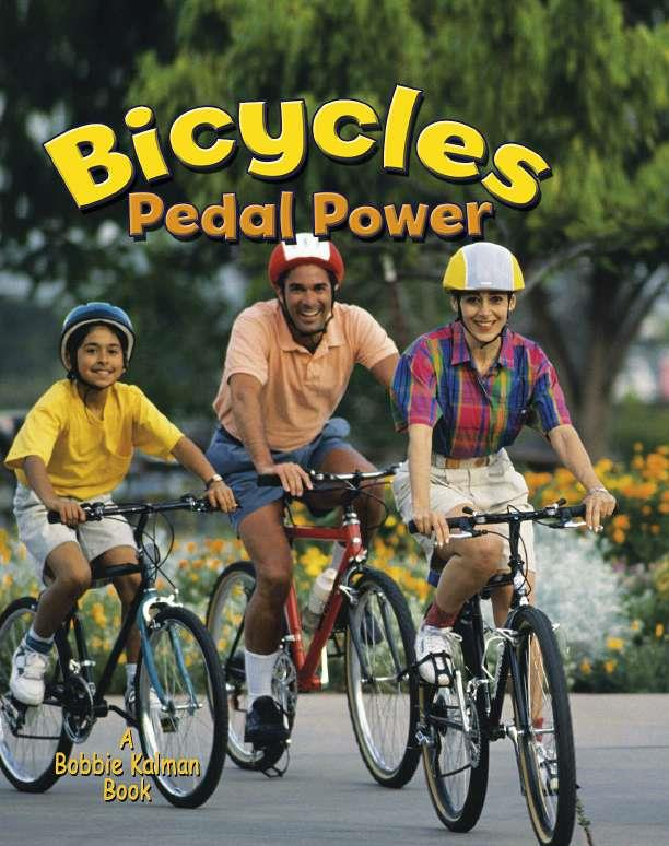 Bicycles: Pedal Power-ebook
