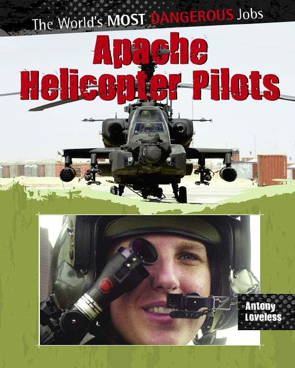 Apache Helicopter Pilots - eBook