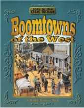 Boomtowns of the West - PB