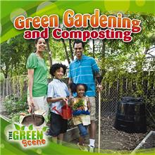 Green Gardening and Composting - HC