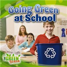 Going Green at School - HC