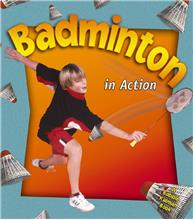 Badminton in Action - PB