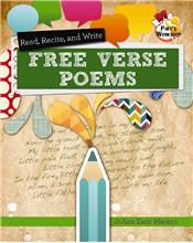 Read, Recite, and Write Free Verse Poems - HC