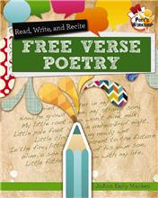 Read, Recite, and Write Free Verse Poems - PB