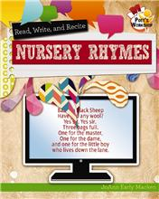 Read, Recite, and Write Nursery Rhymes - PB