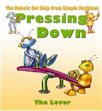 Pressing Down: The Lever - HC