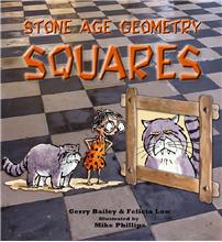 Stone Age Geometry: Squares - HC