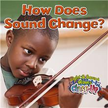 How Does Sound Change? - HC