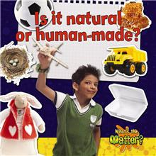 Is it natural or human-made?  - HC