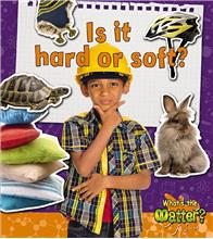 Is it hard or soft? - PB