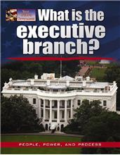 What is the executive branch? - HC