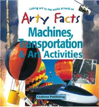 Machines, Transportation & Art Activities - HC