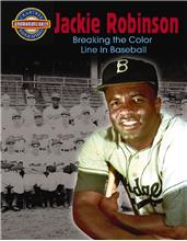 Jackie Robinson: Breaking the Color Line in Baseball - HC