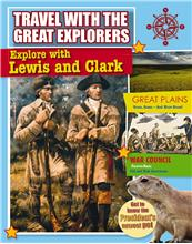 Explore with Lewis and Clark - HC