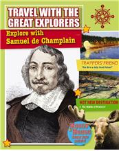 Explore with Samuel de Champlain - HC